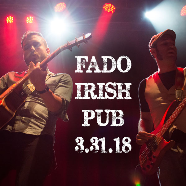 Fado in Chinatown | The Muddy Crows