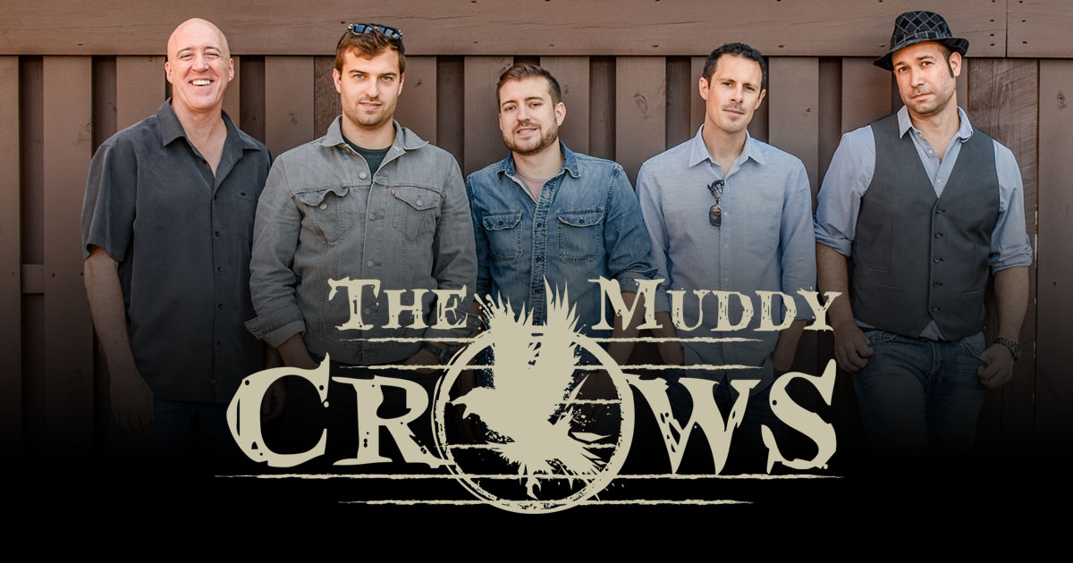 The Muddy Crows | Official Website | Booking